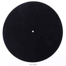 1 шт. войлочный виниловый коврик для виниловых пластинок LP Slip Mat Audiophile 3 мм толстый коврик для виниловой пластинки LP