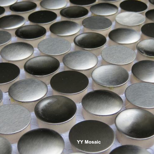 Stainless Steel Penny Tile