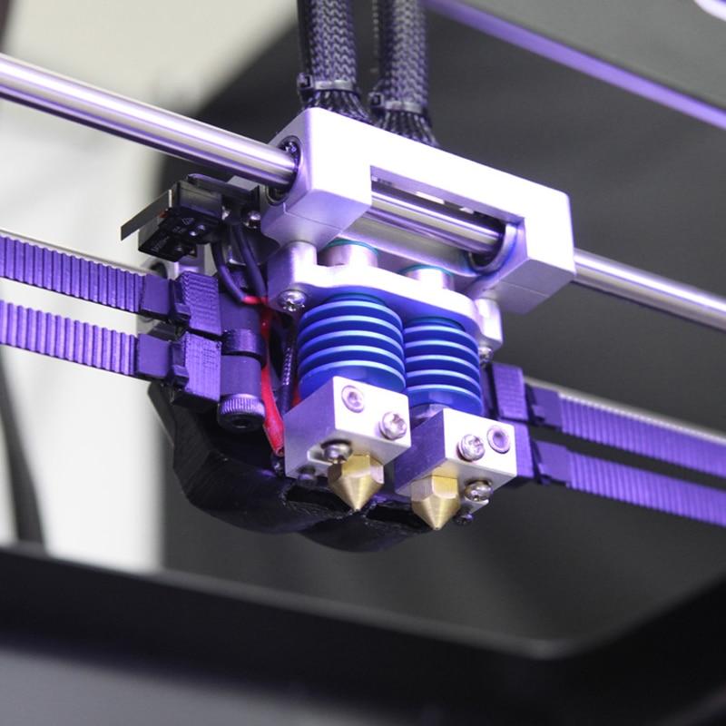 Atlaižu komplekts! Creatbot 3D printeris 400 * 300 * 300 mm Super - Biroja elektronika - Foto 4