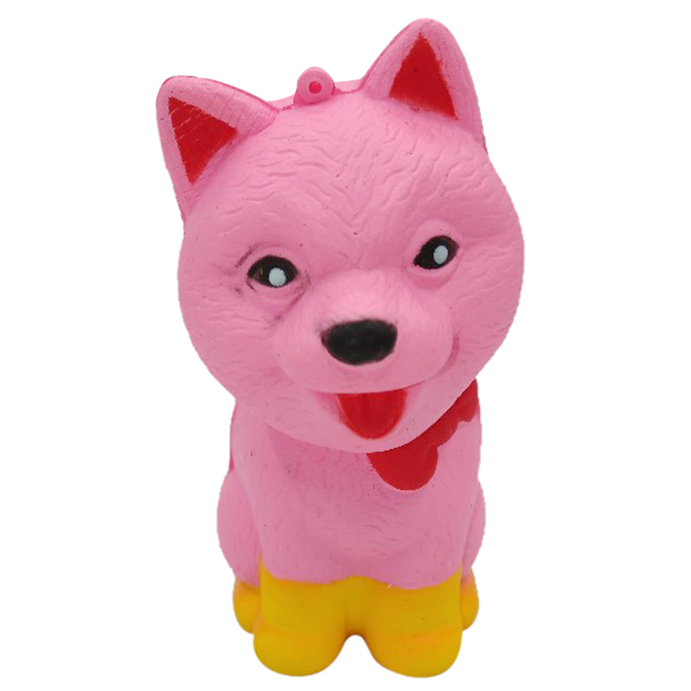 New arrival boy girl toys Jumbo Squishy Cute Dog Super Slow Rising Scented Fun Animal Toys