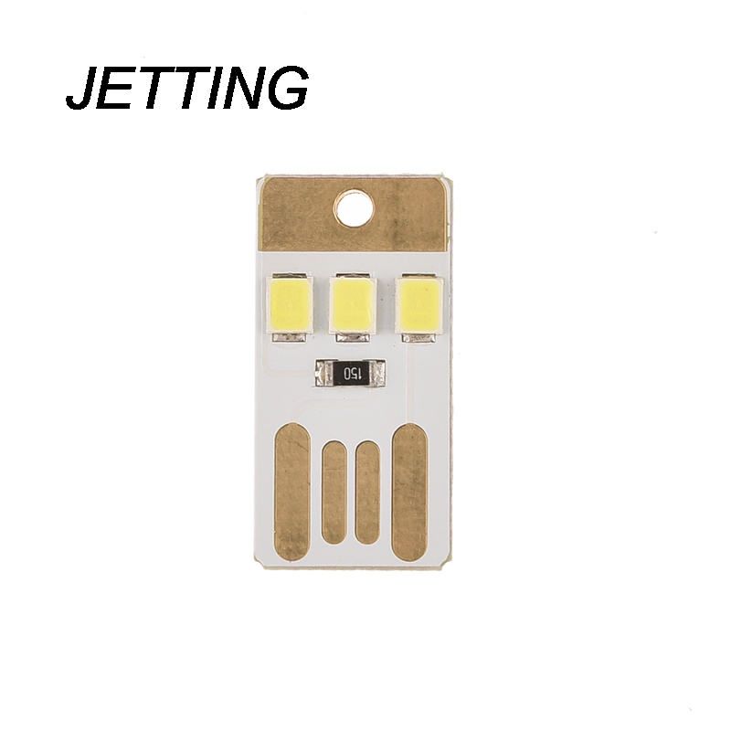 Mini USB Light Camping Night Mobile USB LED Lamp White/Warm Light Wholesale 0.2 W, Ultra Low Power, 2835 Chips
