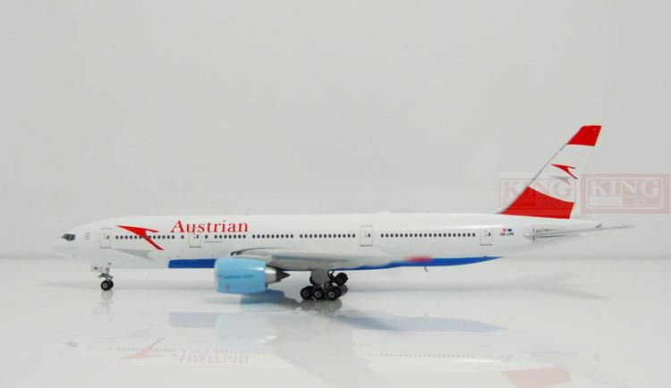 10918* Phoenix Austria Airlines OE-LPA 1:400 B777-200ER commercial jetliners plane model hobby phoenix 11037 b777 300er f oreu 1 400 aviation ostrava commercial jetliners plane model hobby