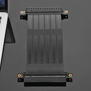 Image 5 - VODOOL High speed Flexible kabel PCI Express 36Pin Gen3 16X Buchse auf Buchse Verlängerung Kabel mit Stecker für 1U, 2U chassis