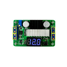 Voltage Blue display DC Boost Converter Power Transformer Voltage Regulator Step Up Volt Module Power Supply Board for Car Auto(China)