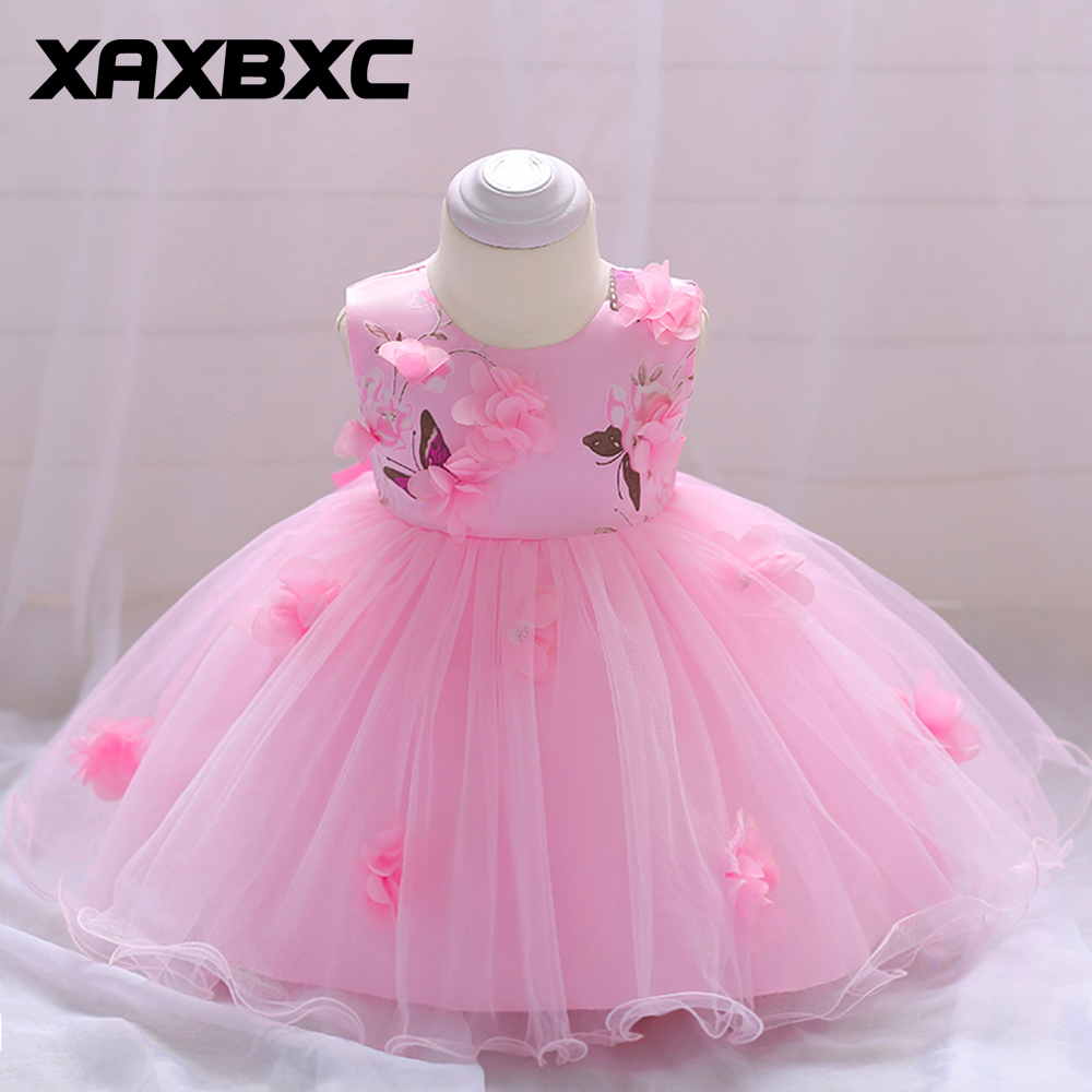 L1839XZ Summer Princess Dresses Kids Prom Gown Evening Dresss Wedding Party Dress Baby Girls Clothes Tulle Children's Costume teenage girl party dress children 2016 summer flower lace princess dress junior girls celebration prom gown dresses kids clothes