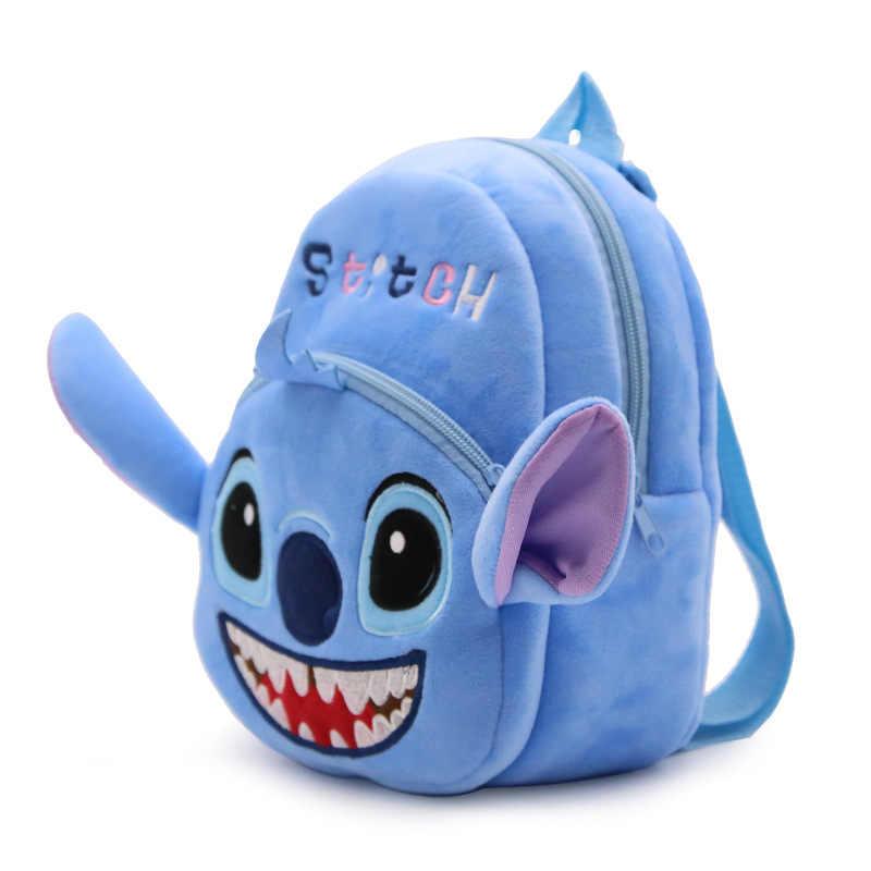 Nieuwe leuke cartoon kids pluche rugzak speelgoed mini schooltas kinderen geschenken kleuterschool jongen meisje baby student tassen mooie Mochila
