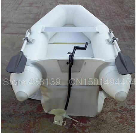 free shipping new design high quality cheap manual trolling motor for inflatable boat and small. Black Bedroom Furniture Sets. Home Design Ideas