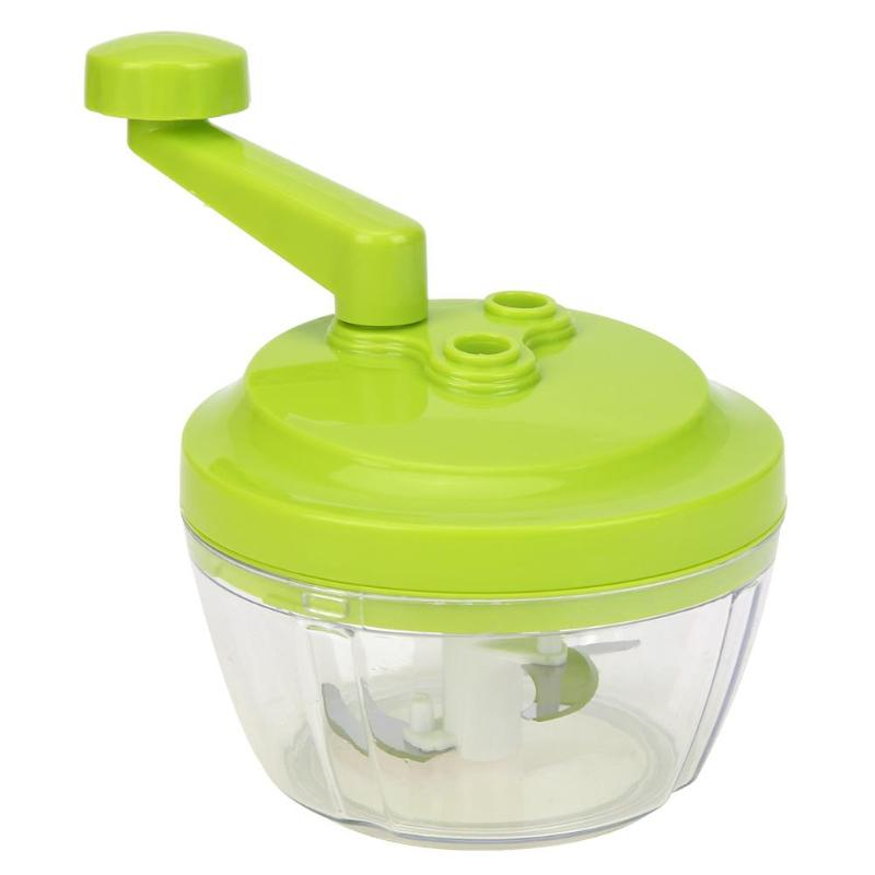 Dropshipping Vegetables <font><b>Chopper</b></font> Manual Hand Press <font><b>Food</b></font> Fruit Pressor Meat Crushing Machine <font><b>Multifunctional</b></font> <font><b>Kitchen</b></font> Accessories image