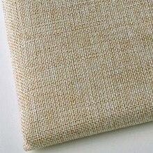 858b2551f 1 metros/lote de tela sofá cojín tela bricolaje artesanal costura de tela  al aire