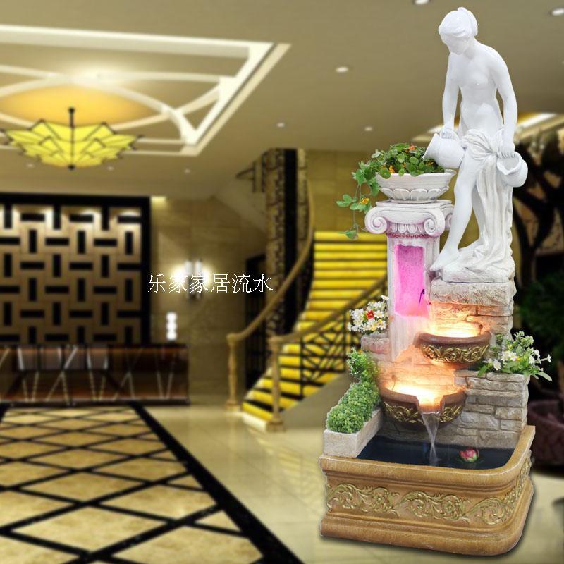 Fuentes para interior fuente de agua decoracion interior - Fuentes para interiores ...