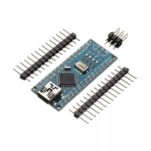 5pcs/lot Mini USB CH340 Nano v3.0 3.0 ATmega328P Controller Board Compatible For Arduino Nano CH340 USB Driver ATmega328