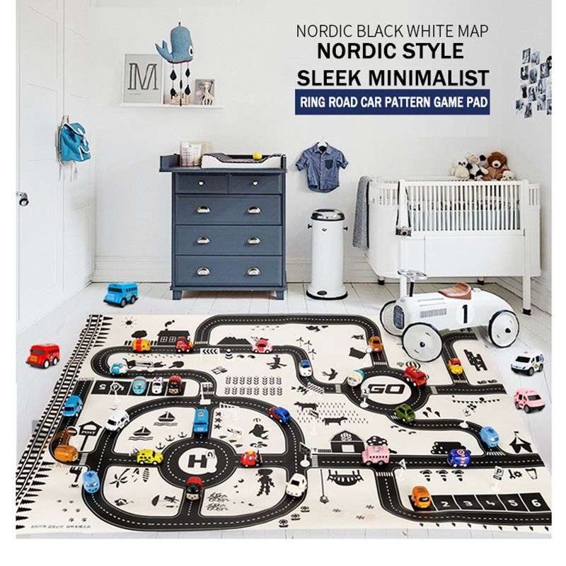ZSIIBO Kids Rug Developing Mat Eva Foam Baby Play Mat Toys For Children Mat Playmat Puzzles Carpets In The Nursery Play TWG01