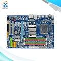 Para gigabyte ga-ep43t-ud3l original usado ep43t-ud3l desktop motherboard para intel p43 atx lga 775 para ddr3 16g sata2 usb2.0