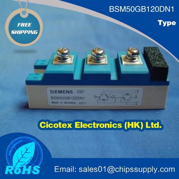 BSM50GB120DN1 ModuleBSM50GB120DN1 Module