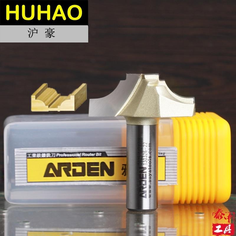 Woodworking Tool Cove Groove Arden Router Bit Flat bottom - 1/2*3/8 -9.52mm  12.7 mm Shank - Arden A0705178