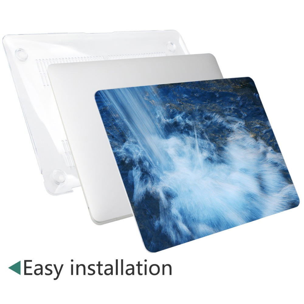 Marble Sky Case for MacBook 166