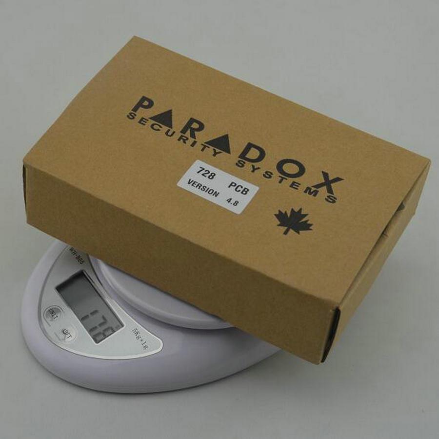 Купить с кэшбэком BONLOR Free shipping High Quality Engineering Machine Security Alarm Host Tin Box 10 Wired zones PCB