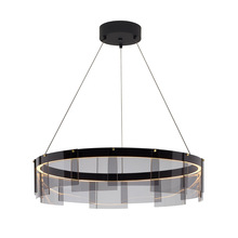 цена на Postmodern LED chandelier Nordic lighting fixtures living room pendant lamps bedroom hanging lights dining room illumination