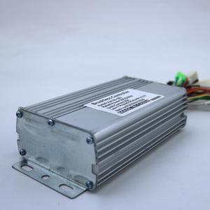 Image 2 - GREENTIME controlador de Motor sin escobillas, 36V/48V, 500W/600W, 30Amax, BLDC, triciclo eléctrico, Sensor de modo Dual/controlador sin Sensor