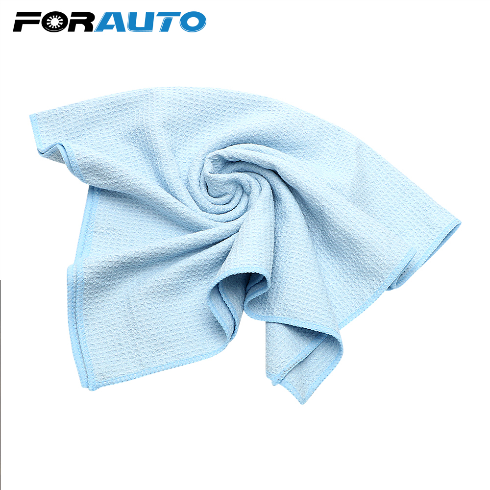 80*48cm Car Cleaning Cloth Auto Care Washing Tool Soft Strong Absorption Car Wash Towel For Car Kitchen Computer Window