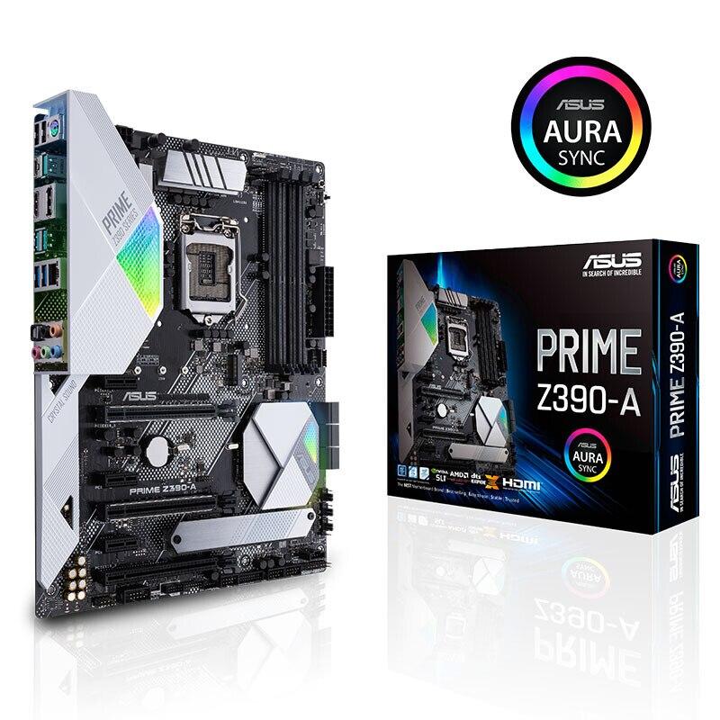 ASUS PRIME Z390-A Motherboard Master Series Intel Z390/LGA 1151 New Original