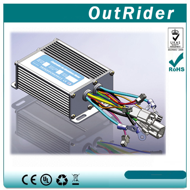 OR03A  36V  Controller for electric bike with optional  functions controller electric bike 36v controller for electric bike controller 36v - title=