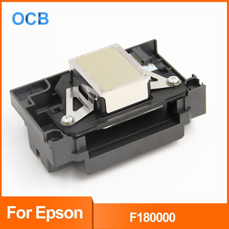 Starcolor F180000 Printhead For Epson Stylus Photo R280 R285 R290 R690 T50 T59 T60 P50 P60 L800 L801 Rx690 Tx650 Printer Office Electronics Printer Supplies