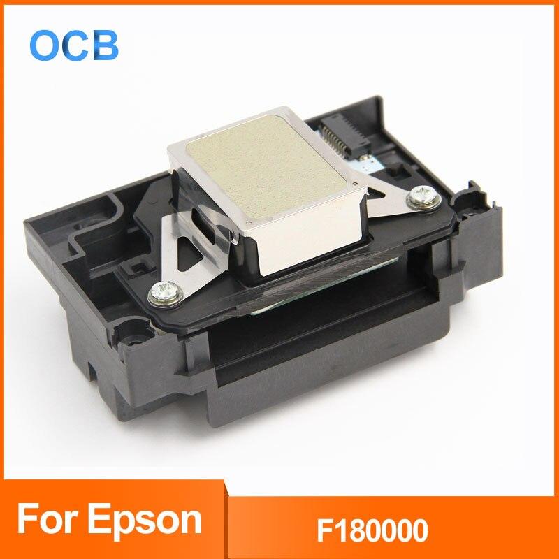F180000 Tête D'impression Pour Epson T50 T60 P50 P60 R280 R285 R290 R295 R330 TX650 RX610 RX690 PX660 PX610 L801 L800 Imprimante