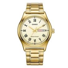 b7cc993ef6d Homens Relógio Casio MTP-V006 Quente Da Venda de Moda e Negócios Quartz  Relógios De