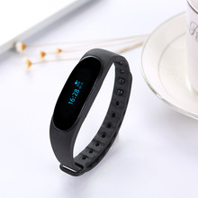 T02 Good Bracelet  Bluetooth Name Remind Distant Self-Timer Wi-fi Pedometer Sport Sleep Monitor For Android iOS Cellphone