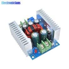 Módulo de reducción de corriente continua, placa de controlador LED de corriente constante, protección de circuito corto, disipador de calor, 300W, 20A, Voltaje de potencia