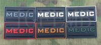Heartbeat PARAMEDIC Military Tactical Morale 3D PVC Patch Badges PB943