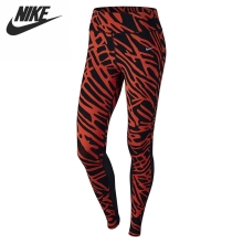 Original NIKE Tight Women's Running Pants Sportswear