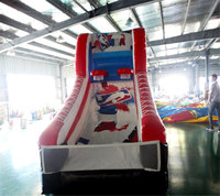 Inflatable basketball inflatable sport game for indoor and outdoor