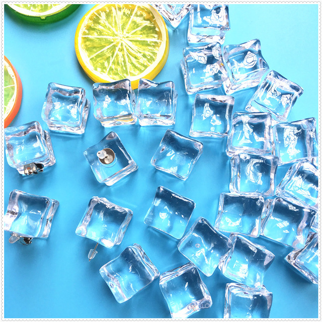 Ice Cubes Earrings 1