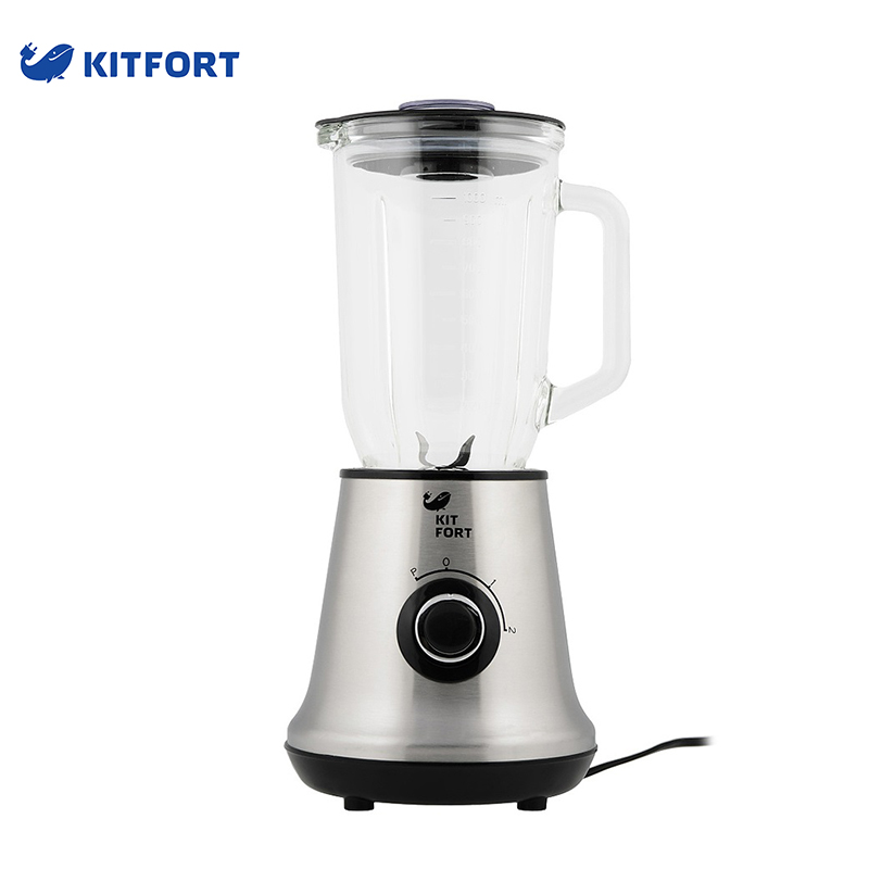 Blender Kitfort KT-1307 blender electric kitchen blenders mixer with chopper juice professional frap brass flexible kitchen mixer with bathroom basin faucet pull down sink tap single handle hot and cold water f4043 1043