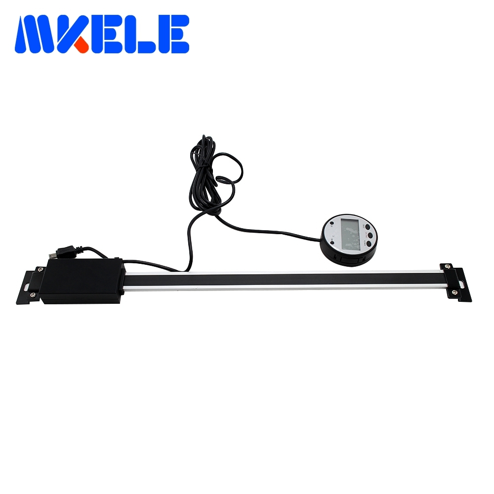 0-300mm Digital Scale Remote Digital DRO Table Readout Scale Mill Lathe Linear Magnetic Digital Readout Digital Linear Scale цены