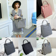 2019 New Brand Fashion Adult Women Ladies Muticolor Girl Portable Insulated Lunch Bag Box Picnic Tote