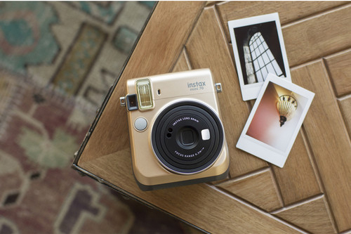 Fujifilm Instax Mini 70 Stardust Gold (2)