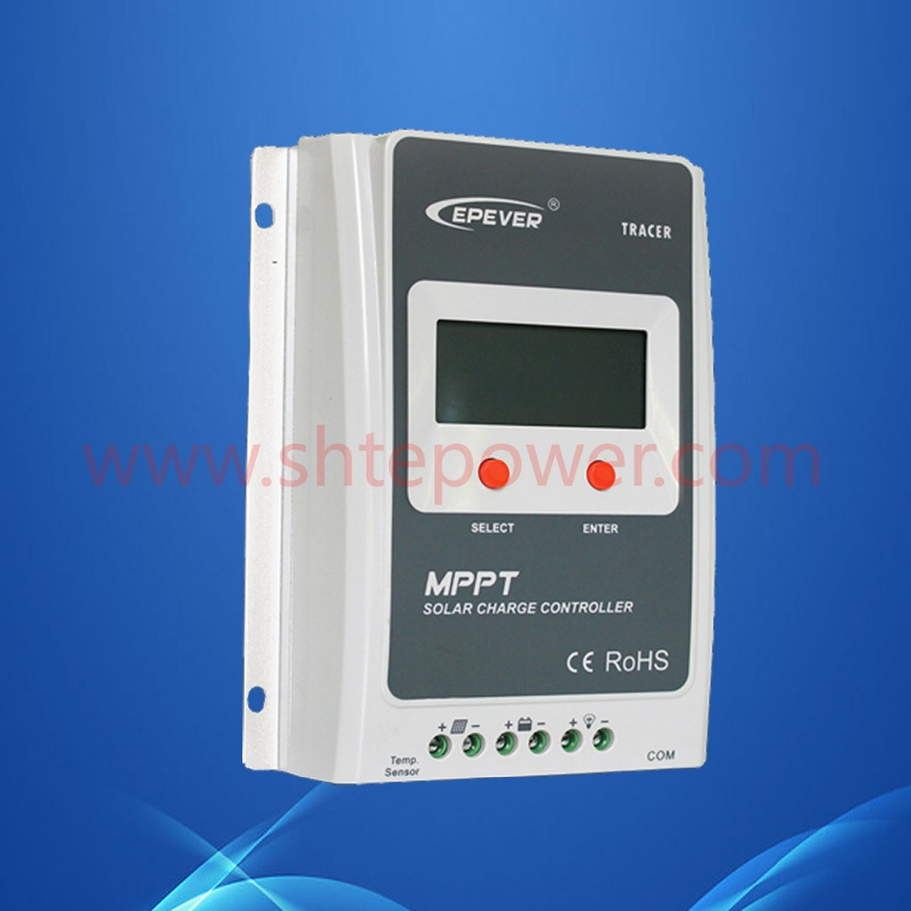 high efficiency 10a mppt controller of solar battery charger 12v 24v Tracer1210A efficiency of reform based curriculum