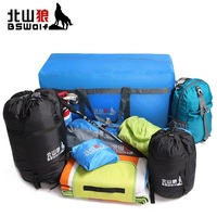 Saco funcional da barraca ao ar livre saco de equipamento à prova dnylon água de náilon organizadores de embalagem dobrável saco de catchall para a cama de dormir da barraca|tent bag|for tenttent pack -