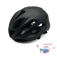 Bicycle Road Bike Helmet Kask Mountain Bike Helmet Garsik Integrated Proton Size L M