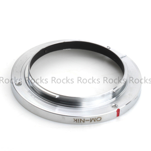 Image 5 - Pixco om nik Focus Infinity adaptador de montaje para lentes de 3 tornillos, traje para lente Olympus SLR a cámara Nikon D750 D810 D4S
