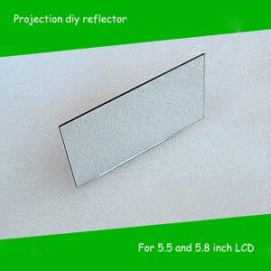 1 piece 150x79x2mm Mini Projec