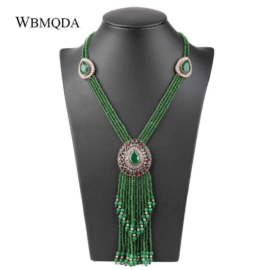 Long Tassel Necklace Tassel Statement Long Necklace Tassel Statement Necklace Tassel Necklace Jewelry For Women Women Necklace