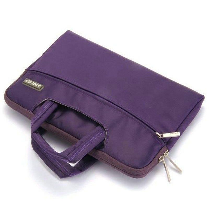 laptop bag business for Apple air Pro Retina 11.6 13.3 15.4 Soft Zipper Case Pouch Sleev ...