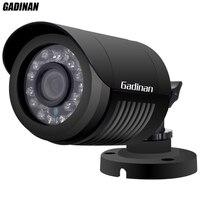 GADINAN 1 3MP AHD Camera Waterproof Outdoor Security Camera Night VisionBullet 3 6mm Fixed Lens Plastic