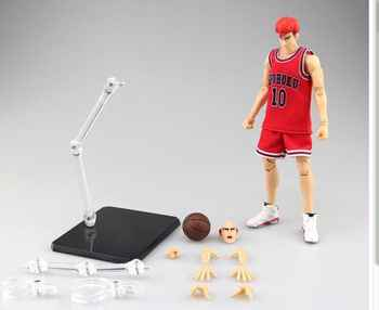 GREAT TOYS Dasin Hanamichi Sakuragi action figure SLAM DUNK GT model toy NO.10 - DISCOUNT ITEM  24 OFF Toys & Hobbies