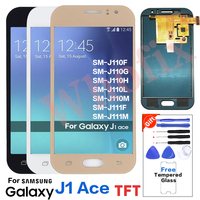 TFT For Samsung J1 Ace J110 J110F Display lcd Screen replacement for SAMSUNG J110G J110M J111 J111M J111F lcd display module