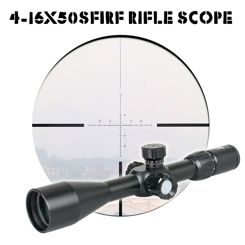 Hot Sale 4-16X50SFIRF Rifle Scope for Outdoor Hunting CL1-0281